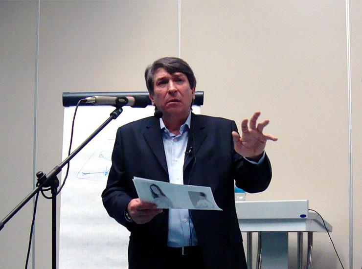 Виктор Юрьевич Рогожкин (Viktor Rogozhkin). Эниологический семинар в Москве 15 января 2012 года. Эниокоррекция по фотографии. Общая эниокоррекция